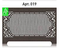 Декоративная решетка на радиатор отопления из фанеры