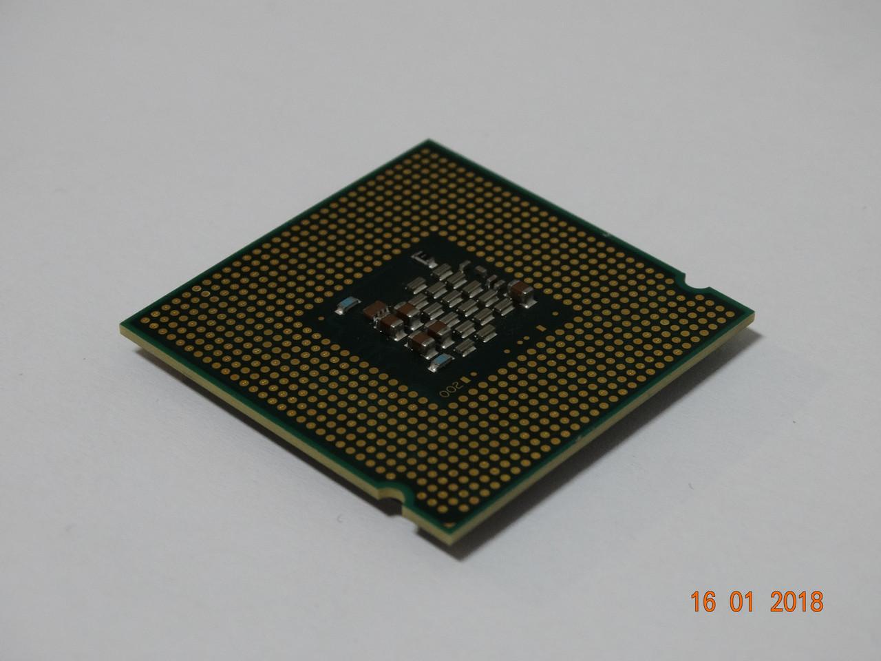 Процессор Intel® Celeron® 430 тактовая частота 1,80 ГГц, 512 КБ кэш-памяти, частота системной шины 800 МГц