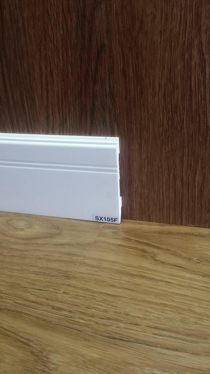 Плинтус полиуретановый SX 105 f