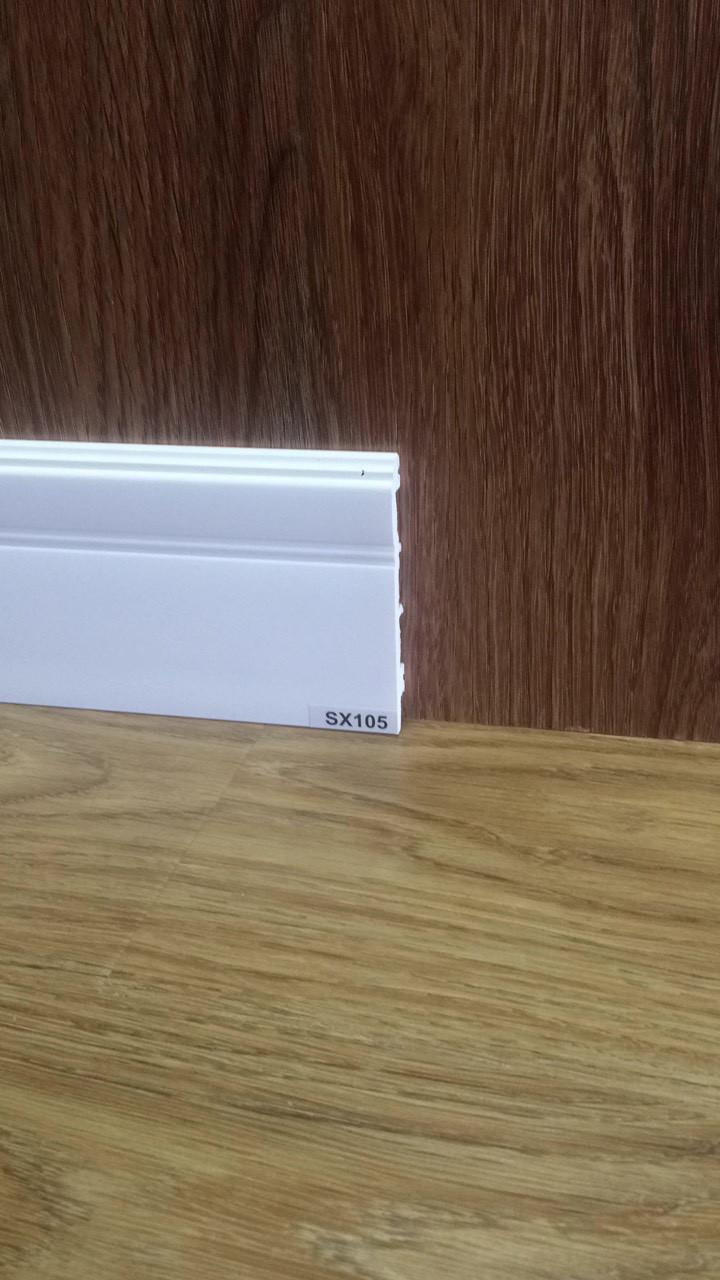 Плинтус полиуретановый SX 105
