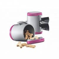 Flexi Vario Multi Box - бокс для лакомств для рулеток Flexi Vario (розовый)