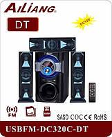 Акустическая система AILIANG 320A-DT/3.1, Bluetooth, FM/USB/SD + Пульт ДУ