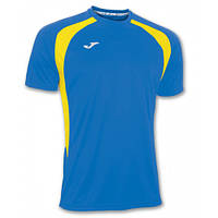 Футболка сине-желтая Joma CHAMPION III 100014.709