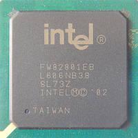 Микросхема Intel FW82801EB SL73Z