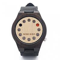 Оригинальные деревянные часы BOBO BIRD оптом (код 36335)