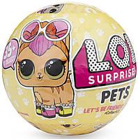 Игровой набор L.O.L. МОЙ ЛЮБИМЕЦ LOL Pets 35 видов в ассорт., в дисплее L.O.L. Surprise (549574)