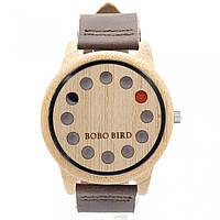 Оригинальные деревянные часы BOBO BIRD оптом (код 36333)