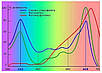 Світлодіодний фитосветильник SL-010F 10W лінійний (fito spectrum led) Код.58739, фото 5