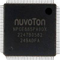 Микросхема Nuvoton NPCE885PA0DX
