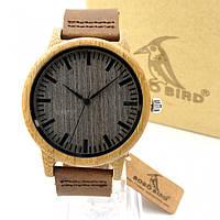 Оригинальные деревянные часы BOBO BIRD оптом (код 36326)