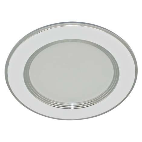 Светодиодная панель Lemanso LM 452 5W 4500K кругл. белый  Код.58770