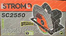 Пила дисковая STROMO SC2550