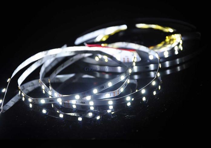Светодиодная лента LED 12V, SMD2835, 60 д/м, белый холодный