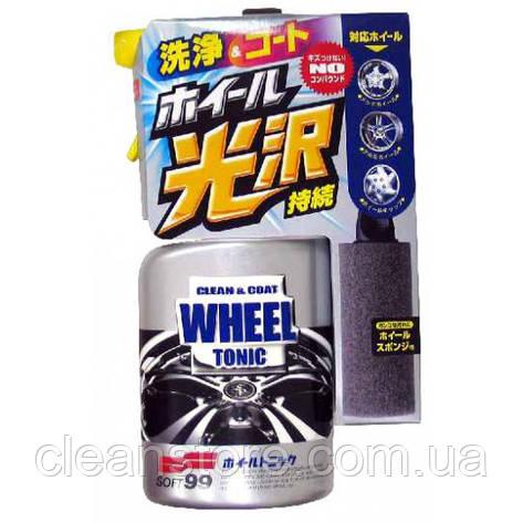 Очиститель для колес Wheel Tonic, фото 2