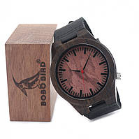 Оригинальные деревянные часы BOBO BIRD оптом (код 36324)