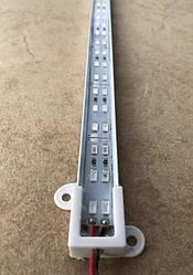 Світильник для кімнатних рослин SL-046F 46W лінійний 12V IP67 (fito spectrum led) Код.58857