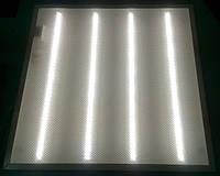 Светодиодная панель универсальная SL- 2007 36W 4000K PRISMATIC (бел.) Код.58920