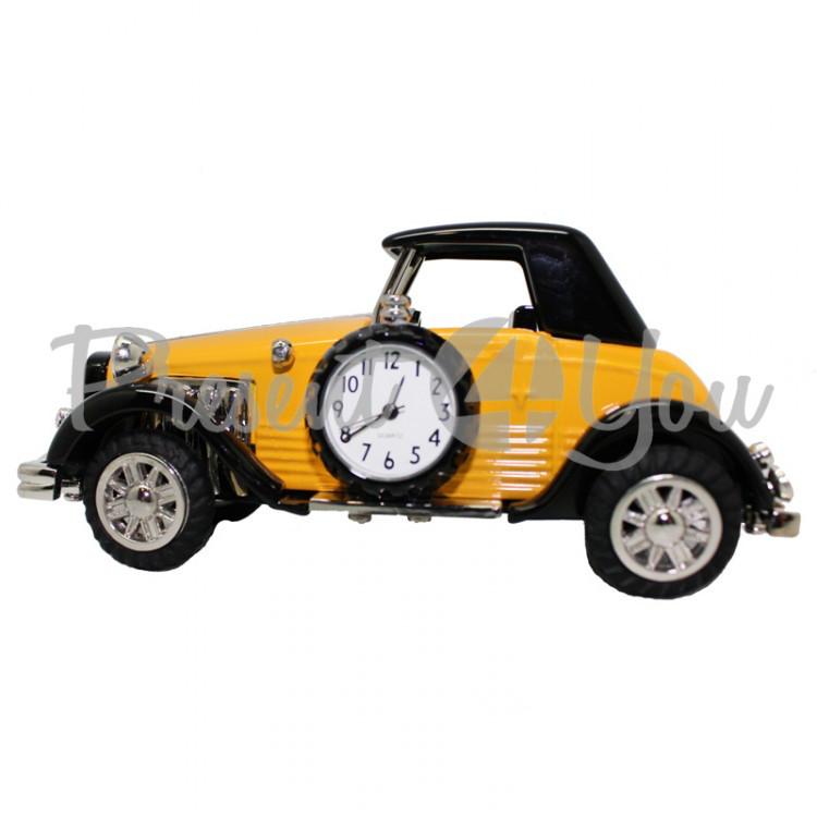 Ретро автомобиль с часами (210-6003)
