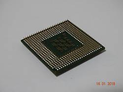 Процессоры Intel® Pentium® 4 для мобильных ПК с поддержкой технологии HT, тактовой частотой 2,40 ГГц, 512 КБ