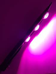 Світлодіодний консольний фитосветильник SL-150 Lens 150W IP65 (full fito spectrum led) Код.59043