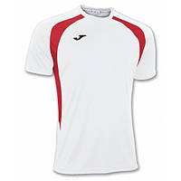 Футболка бело-красная Joma CHAMPION III 100014.206