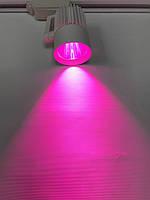 Светодиодный трековый фитосветильник SL-4003F 30W (full spectrum led) белый Код.59090