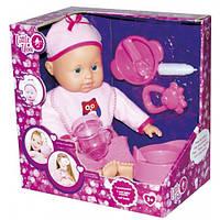 Игровой набор «Пупс с аксессуарами» розовый LITTLE YOU