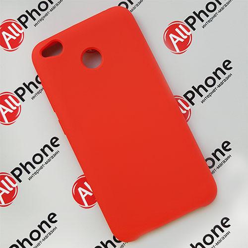 Чехол-бампер Red для Xiaomi Redmi 4X