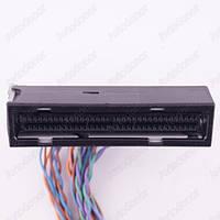 Разъем электрический 28-и контактный (100-24) б/у 3860422102