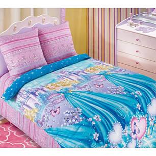 Постельное белье Золушка бязь ТМ Царский дом в кроватку, фото 2