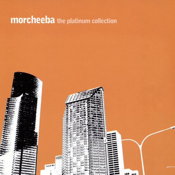 Музыкальный CD-диск. Morcheeba - The Platinum Collection