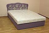 Кровать Ева 1,40м, фото 3