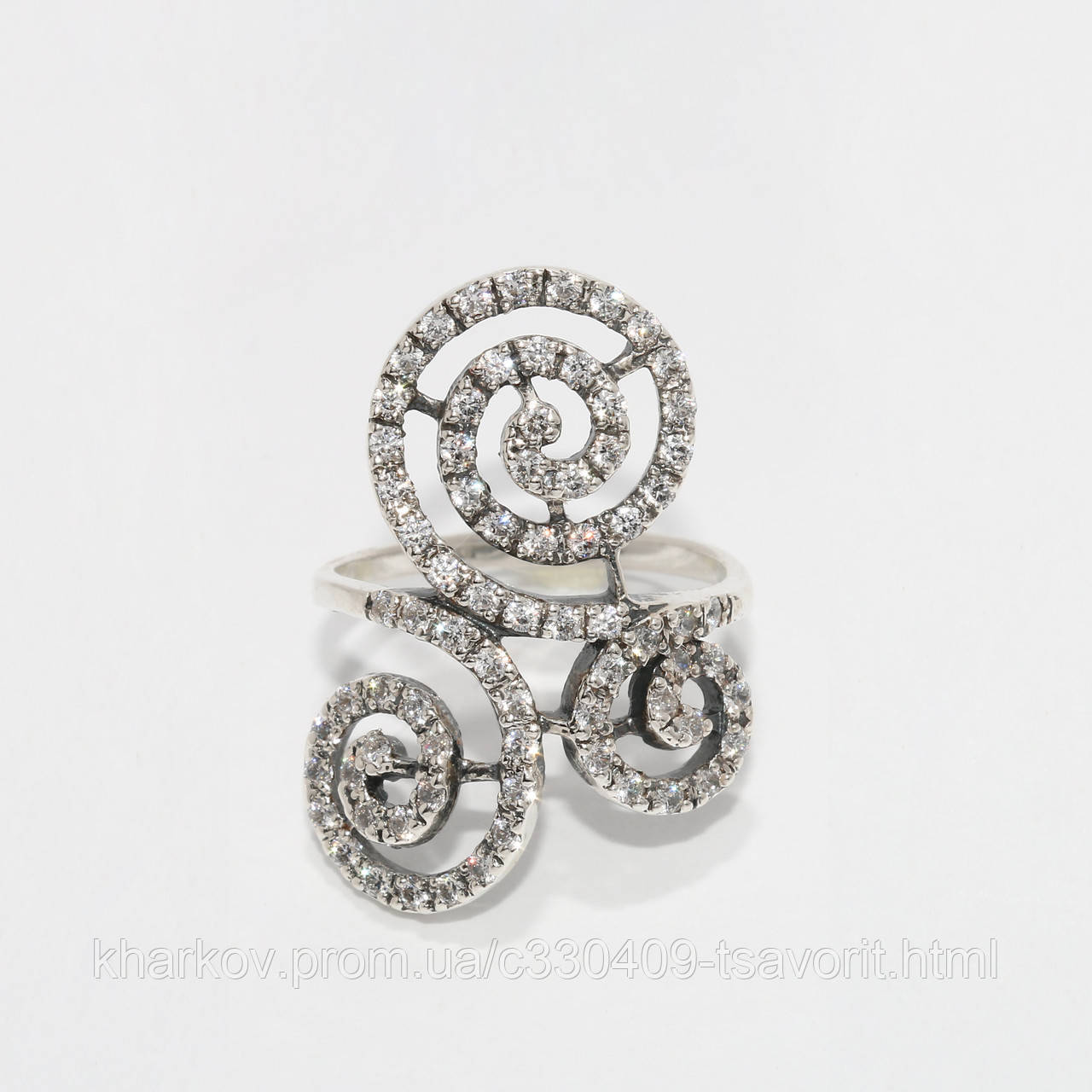 Серебряное кольцо 194КЮ