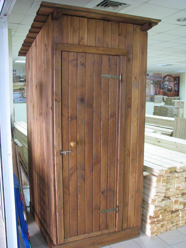 Туалет деревянный разборный в Тячеве