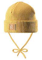 Демисезонная шапка для девочки Reima Kastanja 518421-2460. Размер 46/48., фото 1