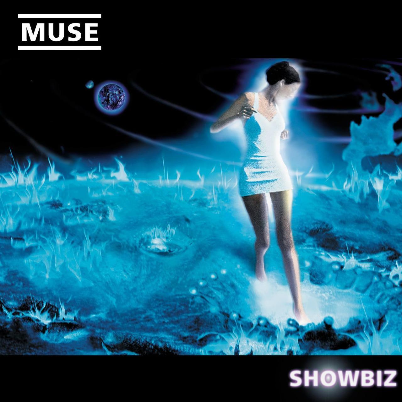 Музичний CD-диск. Muse - Showbiz
