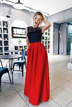 Нарядное платье в пол. Размер 42, 44, 46. В наличии 5 цветов
