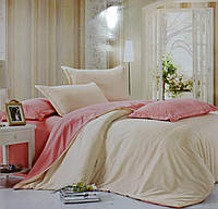 Однотонное постельное белье BBC Satinat (евро) BBC11, фото 1
