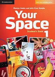 Your Space 1 Student's Book (учебник)