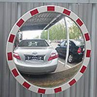 Зеркала дорожные D600мм,D800мм D900мм,MEGA 800*1000мм,MEGA 600*800мм