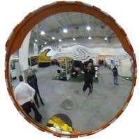 Зеркала дорожные D600мм,D800мм D900мм,MEGA 800*1000мм,MEGA 600*800мм, фото 3