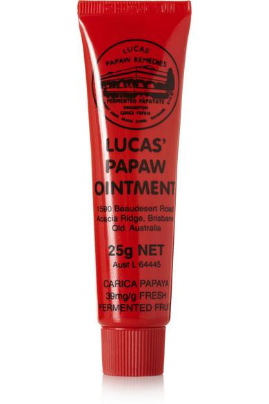 Лечебный бальзам для губ и кожи из плодов папайи Lucas Papaw Ointment 25g