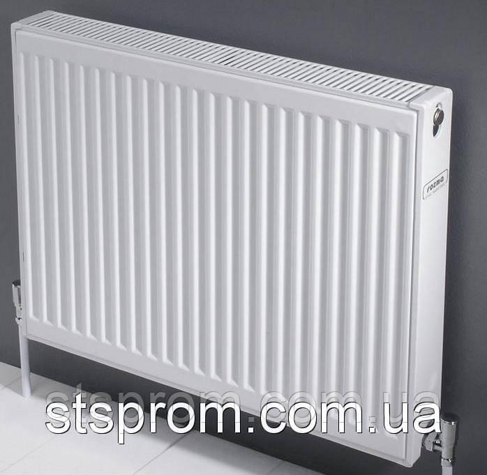 Стальной радиатор Rozma тип 22 500*1500