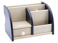 Подставка для ручек деревянная