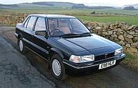 Rover 200 / Ровер 200 (Седан) (1984-1989)