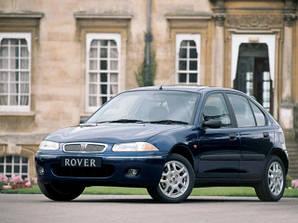 Rover 200 / Ровер 200 (Хетчбек) (1995-2005)