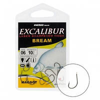 Крючок Excalibur Bream Maggot NS 14