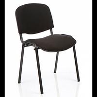 Стул офисный для посетителей ISO black