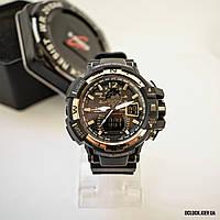 Часы Casio G-Shock GW-1100 (золотой), фото 1