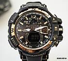 Часы Casio G-Shock GW-1100 золотой (replica), фото 2